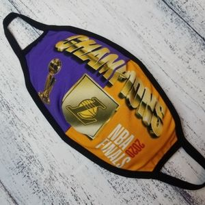 Accessories - CHAMPIONS LAKERS 2020 reusable facemask